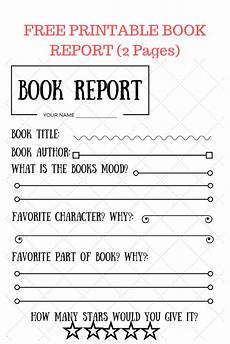 Book Report Free Printable Book Report Assignment Geez Gwen