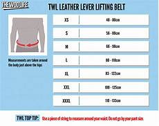 Everlast Weight Lifting Belt Size Chart How Should A Weightlifting Belt Fit The Wod Life