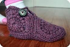 coffee n crochet slippers