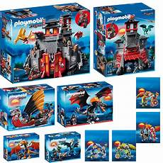Playmobil Ausmalbilder Dragons Playmobil 174 Dragons Drachen 5479 5480 5481 5482 5483 5484