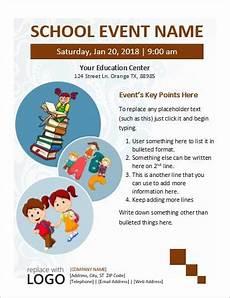 School Event Flyer Download School Event Flyer Template