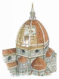 la cupola di brunelleschi la cupola di brunelleschi firenze formato grande