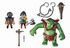 Playmobil Troll Ausmalbilder Troll With Fighters 6004 Playmobil 174 Usa