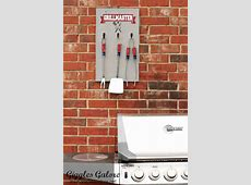 Grill Master Personalized Wood Sign   Giggles Galore