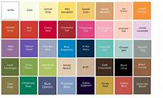 Ink Color Chart K Ink Color Chart These Are Not All The Colors