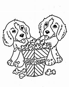 Ausmalbilder Tiere Hunde Puppy Coloring Pages For Free Printable