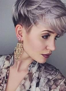 kurzhaarfrisuren 2018 mit cut 100 hairstyles for pixie bob undercut hair