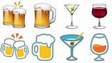 cocktail emoji australia leads the world in booze emoji use 9pickle