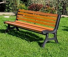 panchine giardino panchina in legno e ghisa