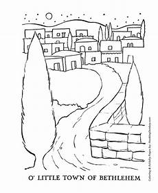 religious bible coloring pages town of