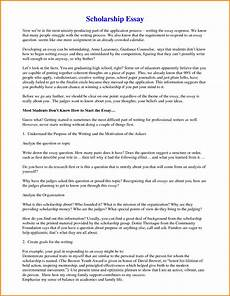 Writing A Scholarship Essay 009 How Start Leadership Essay Scholarship To My Off About