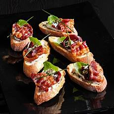 godfather crostini recipe taste of home