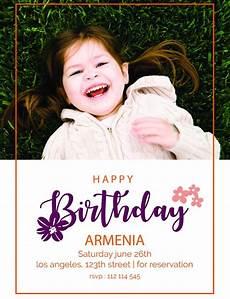 Baby Birthday Invitation Templates 6 Baby Birthday Invitation Designs Amp Templates Psd Ai