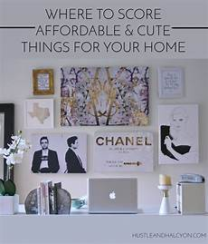 affordable home decor where to score affordable home decor that actually rocks
