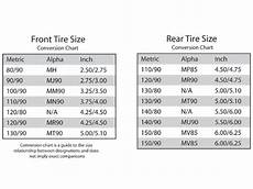 Motorcycle Tire Size Chart Motorcycle Tire Size Charts Breaking The Sidewall Baggers