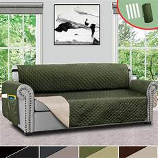 waterproof quilted sofa cover pet mat