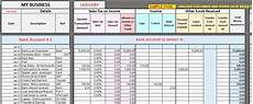 Bookkeeping Excel Templates Free Excel Bookkeeping Templates