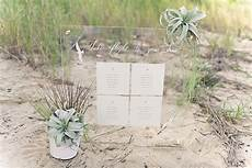 Cricut Wedding Seating Chart Diy Modern Beach Wedding Seating Chart Tidewater And