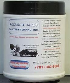 Septic Tanks Bacteria Septic Tank Bacteria Products Rosano Davis Septic