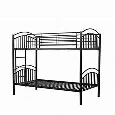 Panana 2 X 3ft Single Metal Bunk Bed 2 by Panana Metal Bunk Bed 3ft Single Split Into 2 Beds For