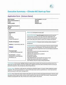 Executive Summary Word Template 30 Perfect Executive Summary Examples Amp Templates ᐅ