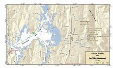 Army Corps Of Engineers River Charts Us Army Corps Of Engineers Tennessee River Navigation