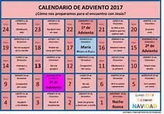 calendario de abviento pastoral familiar archidiocesis de granada calendarios de