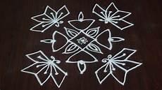 3 Pulli Kolam Designs 7 Pulli Kolam 7 Pulli Sikku Kolam 7 Pulli Kolangal