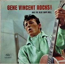 gene vincent the blue caps lp a gene gene vincent gene vincent rocks and the blue caps roll