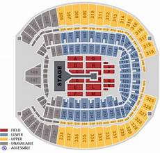 One Direction Seating Chart One Direction Tickets Seattle Wa Centurylink Field