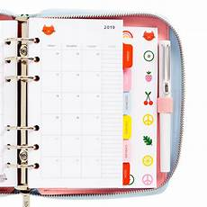 Cute Monthly Planners 2019 Time Planner Medium Cute Time Planners Kikki K