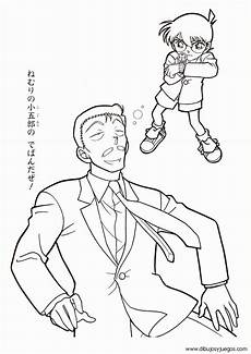 dibujos conan el detective 032 dibujos y juegos para