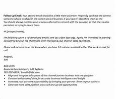 Follow Up Email After Job Fair Free 5 Sample Follow Up Emails In Pdf
