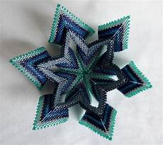 contemporary geometric beadwork beadexplorations