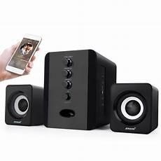 Sada Computer Speaker Colorful Wireless Bluetooth by Sada D 226 Bluetooth Speaker Wireless 2 1 3 Channel Bass
