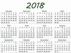 Yearly Calendar Template Word Monthly Yearly 2018 Calendar Template Excel Word