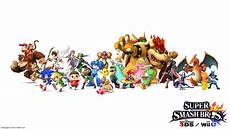 Super Smash Bros Character Chart Detailed Impressions From 1hr Worth Of Total Play Time At
