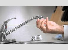 Kitchen: How To Remove Faucet Aerator And Replace Kitchen Sink In Your Home