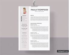 modern sales resume 2020 modern cv template for microsoft word simple cv template