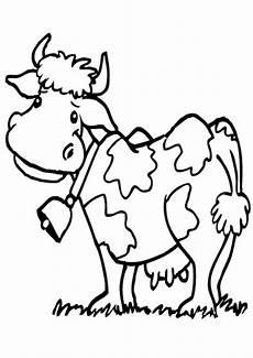 Malvorlage Lustige Kuh Ausmalbilder Kuh 08 Ausmalbilder Tiere