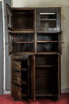 vintage industrial metal storage cabinet at 1stdibs