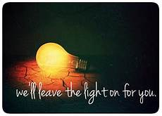 Leave The Light On Comic We Ll Leave The Light On For You