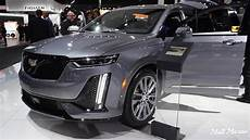 cadillac xt6 2020 2020 cadillac xt6 up look 2019 naias