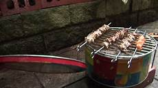 Bbq Grill Werkzeugsetheni by Best Portable Diy Bbq Grill Barbeque Barbecue