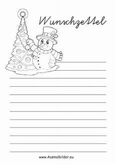 Ausmalbilder Weihnachten Wunschzettel Ausmalbilder Wunschzettel Schneemann Mit Weihnachtsbaum