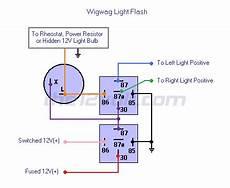 How To Make Reverse Lights Flash Wigwag Lights Positive Input Positive Output