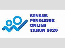 CARA MENGIKUTI SENSUS PENDUDUK ONLINE TAHUN 2020   INFO PUBLIK