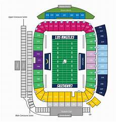 Ud Football Stadium Seating Chart Stubhub Center Los Angeles Chargers Football Stadium