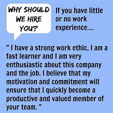 How To Answer Why Should We Hire You Why Should We Hire You