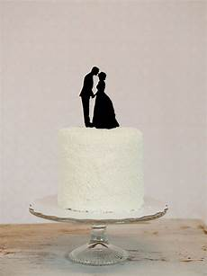 diy silhouette wedding cake topper diy and customisable wedding cake toppers chic vintage